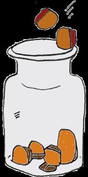 приготовление напитка чаги в банке